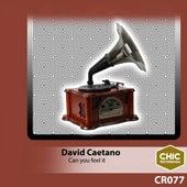 Can You Feel It de David Caetano