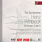 Winbeck: Symphonies Nos. 2-5 von Various Artists