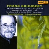 Schubert: Overture,