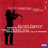 Paganini: Violin Concertos Nos. 1 & 3 by Various Artists
