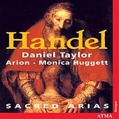 Handel: Sacred Arias by Various Artists