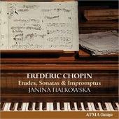 Chopin: Etudes, Sonatas & Impromptus by Janina Fialkowska
