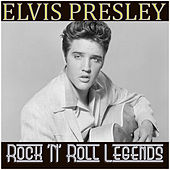 Elvis Presley - Rock 'N' Roll Legends de Elvis Presley
