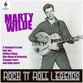 Marty Wilde - Rock 'N' Roll Legends by Marty Wilde