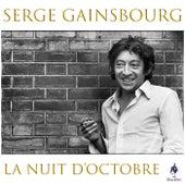 La Nuit D'Octobre di Serge Gainsbourg