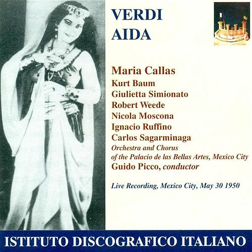 Verdi, G.: Aida [Opera] (1950) by Various Artists