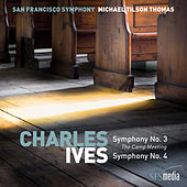 Ives: Symphony No. 4: I. Prelude (Maestoso) de San Francisco Symphony