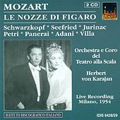 Mozart, W.A.: The Marriage of Figaro [Opera] (Karajan) (1954) by Various Artists