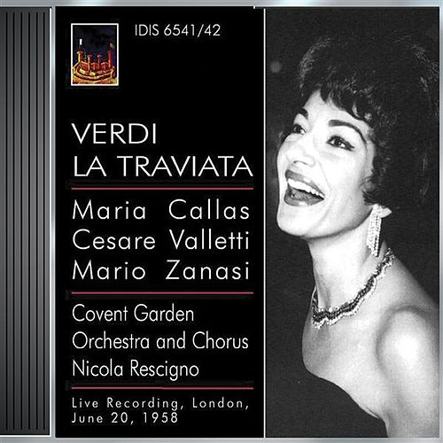 Verdi, G.: Traviata (La) [Opera] (Callas) (1958) by Various Artists