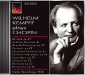 Chopin, F.: Piano Music (Kempff) (1958) by Wilhelm Kempff