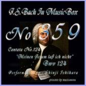 J.S.Bach: Meinen Jesum lab ich nicht, BWV 124 (Musical Box) de Shinji Ishihara