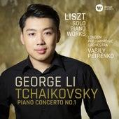 Tchaikovsky: Piano Concerto No. 1 - Liszt: Solo Piano Works by George Li