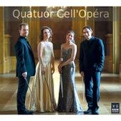 Quatuor Cell'Opéra de Aurelien Sabouret