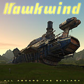 Last Man On Earth fra Hawkwind