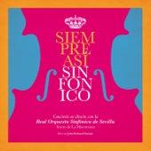 Sinfónico (En Directo, Teatro de la Maestranza, Sevilla, 2019) de Siempre asi