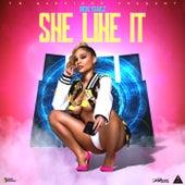 She Like It - Single by Brik Tearz