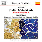 Montsalvatge: Piano Music, Vol. 1 by Various Artists