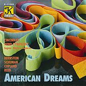 Cincinnati Wind Symphony: American Dreams von Eugene Migliaro Corporon