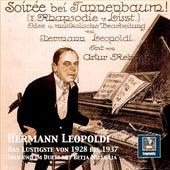 Soirée bei Tannenbaum: Das Lustigste von Hermann Leopoldi (1928 - 1937) (2019 Remaster) von Hermann Leopoldi