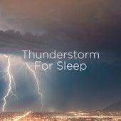 Thunderstorm For Sleep de Thunderstorm Sound Bank