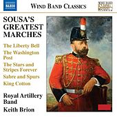 Sousa's Greatest Marches de Keith Brion