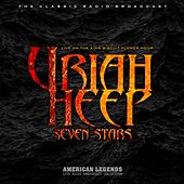 Uriah Heep - King Biscuit by Uriah Heep