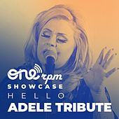 Onerpm Showcase (Acústico) (Ao Vivo) by Hello Adele Tribute