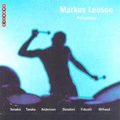 Xenakis: Rebonds / Tanaka: 2 Movements for Marimba / Donatoni: Omar / Fukushi: Ground I by Various Artists