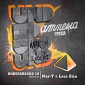 Amnesia Ibiza - Underground 10 by Various Artists