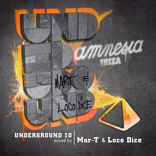 Amnesia Ibiza - Underground 10 by Various Artists