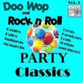 Doo Wop and Rock n Roll Party Classics de Various Artists