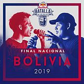 Final Nacional Bolivia 2019 by Red Bull Batalla de los Gallos
