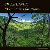 Sweelinck: 13 Fantasias for Piano by Claudio Colombo