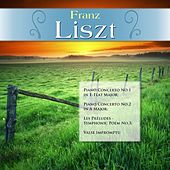 Franz Liszt: Piano Concerto No.1 in E-Flat Major; Piano Concerto No.2 in A Major; Les Préludes - Symphonic Poem No.3; Valse impromptu by Various Artists