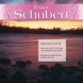 Franz Schubert: Impromptus, Op. 90; Fantasy, Op. 15, D 760