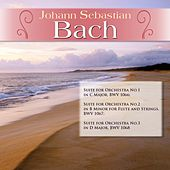 J.S. Bach: Suite for Orchestra No.1 in C Major, BWV 1066; Suite for Orchestra No.2 in B Minor for Flute and Strings, BWV 1067; Suite for Orchestra No.3 in D Major, BWV 1068 by Mainz Chamber Orchestra