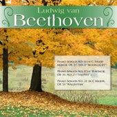 Ludwig van Beethoven: Piano Sonata No.14 in C-Sharp Minor, Op. 27, No. 2