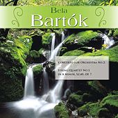 Bela Bartók: Concerto for Orchestra No.2; String Quartet No.1 in A Minor, Sz.40, Op. 7 by Various Artists