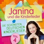 Die schönsten deutschen Kinderlieder, Teil 4 von Janina