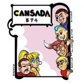 Cansada (feat. Slay Fox, Maxi, Maxiolly, You Andy & Naobtz) di Maxiolly
