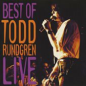 The Best of Todd Rundgren Live by Todd Rundgren