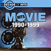 A Decade of Movie Hits: 1990 - 1999 von Various Artists