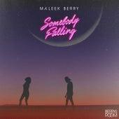 Somebody Falling by Maleek Berry
