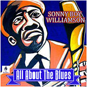 Sonny Boy Williamson- All About the Blues de Sonny Boy Williamson