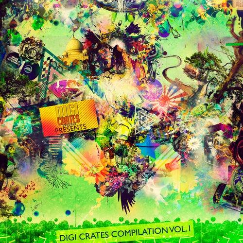 Digi Crates Compilation v.1 by Various Artists