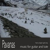 Pavanas: Musik für Gitarre und Laute di Hans-Jürgen Gerung
