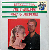 Introducing the Fabulous Nina and Frederik de Nina & Frederik
