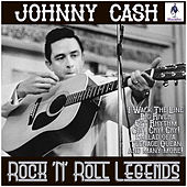 Johnny Cash - Rock 'N' Roll Legends de Johnny Cash