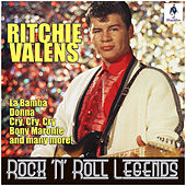 Ritchie Valens - Rock 'N' Roll Legends by Ritchie Valens