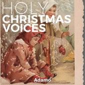 Holy Christmas Voices de Adamo